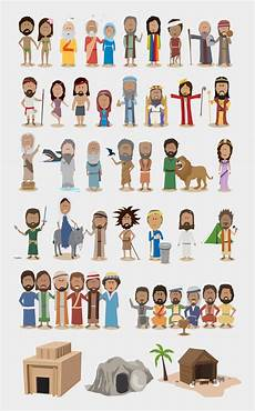 Printable Bible People Route One Bible Timeline On Behance