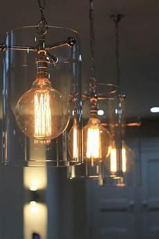 Contemporary Lantern Lighting Clear Glass Sellack Lantern Retro Industrial Ceiling Light