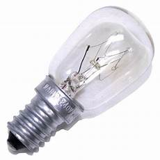 240 Volt 15 Watt Light Bulb General 15230 15wpr240v E14 Miniature Automotive Light