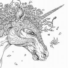 Unicorn Malvorlagen Free Unicorn Coloring Pages For Adults Best Coloring Pages