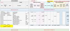 Free Excel Templates For Accounting Accounting Excel Template Income Expense Tracker With