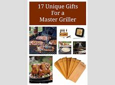 17 Unique Gifts for a Master Griller   Gourmet Grillmaster
