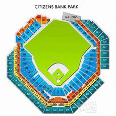 Citizens Bank Seating Chart Citizens Bank Park Event Schedule Tickets And Seating Charts