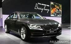 Bmw Light Price G11 Bmw 7 Series Launched In M Sia 730li 740li Fr Rm599k