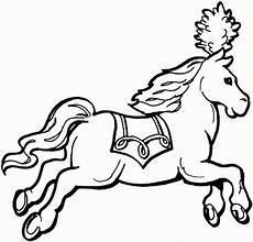 Malvorlagen Uhr Pferd Circus Coloring Pages Thema Circus Lustige Malvorlagen