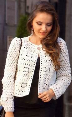 crochet jacket pattern casual crochet jacket warm jacket