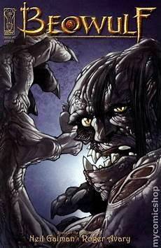 Beowulf Designs Beowulf 2007 Idw Comic Books