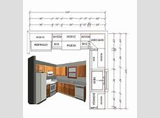 Detailed All Type Kitchen Floor Plans Review   Small Design Ideas