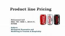 Product Pricing Product Line Pricing