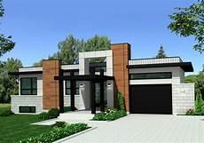 plan 90275pd modern home plan with striking exterior