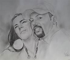 desenho realista para casal de namorados noivos etc r
