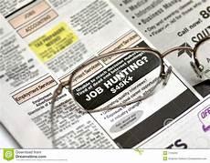 Job Hunting Job Hunting Royalty Free Stock Images Image 7734209