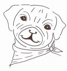 ausmalbilder mops hund top kostenlos f 228 rbung seite