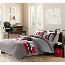 3pc boys comforter set reversible bedding machine
