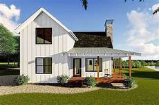 modern farmhouse cabin with upstairs loft 62690dj