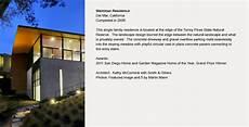 Architecture Project Description Weinman Residence Marcie Harris Landscape Architecture