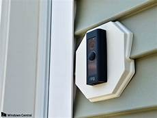 Blue Light On My Ring Doorbell Ring Doorbell Flush Mount For Siding Inventables