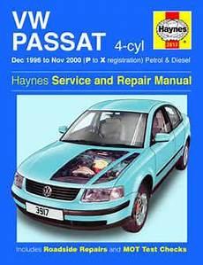 Volkswagen Passat Haynes Manual Repair Manual