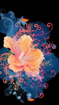 neon floral iphone wallpaper pinkpandora outlook flower iphone wallpaper flower