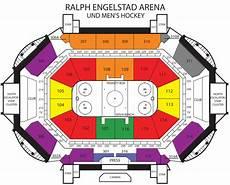 Betty Engelstad Arena Seating Chart Und Men S Hockey Vs St Cloud State Ralph Engelstad Arena