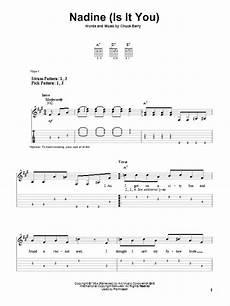 Nadines Malvorlagen Lyrics Nadine Is It You By Chuck Berry Easy Guitar Tab