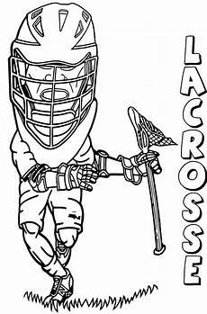 Free Printable Coloring Pages For Males Lacrosse Coloring Page Free Printable