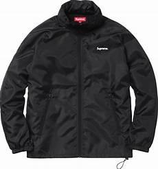 supreme jacket supreme windbreaker warm up jacket black xl supremeclothing