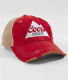 Coors Light Baseball Caps 2019 Destructed Coors Light Ball Cap Buckle Accessories In