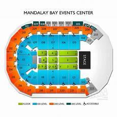 Mandalay Bay Seating Chart Mandalay Bay Events Center Tickets Mandalay Bay Events