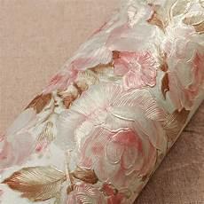 Flower Wallpaper Metallic by Papel De Parede Italian Flower Metallic Wallpaper