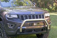 Wk Light Bar Jeep Grand Cherokee Wk2 Nudge Bar By Chief Products In