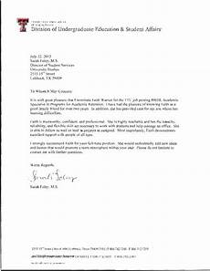 Letter Of Recommendation It Technician Recommendation Letter