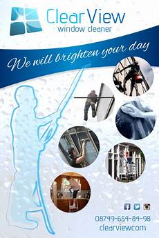 Window Cleaning Flyers Window Cleaner Flyer Template Postermywall