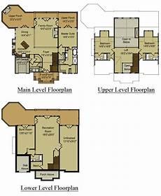 Floor Plans Of House 3 Story Open Mountain House Floor Plan Asheville