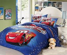 Disney Cars Bedroom Set New 2015 Disney Pixar Car Mcqueen Bedding Set 4pc Size