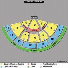 Xfinity Center Mansfield Seating Chart Xfinity Center Mansfield Seating Chart With Seat Numbers