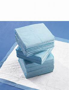 disposable bed pads 25 pk chums