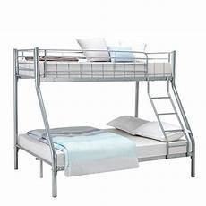 panana bunk bed 3ft single 4ft6 metal bed