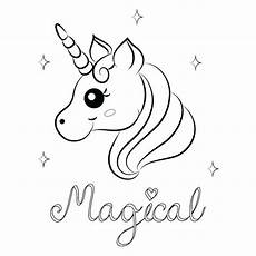 Malvorlagen Unicorn Baby Baby Unicorn Coloring Pages At Getcolorings Free