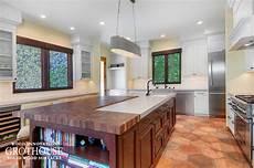 walnut kitchen island walnut wood kitchen island butcher block in california