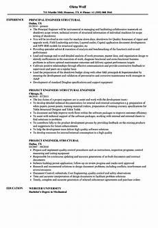 structural engineer resume sample engineer structural resume samples velvet jobs