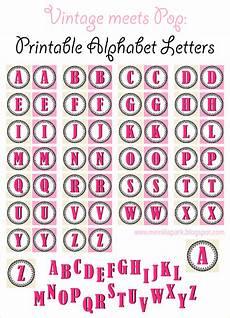 Alphabet Letters Printable Free Printable Vintage Ornament Alphabet Letters
