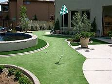 Backyard Designs With Artificial Turf Artificial Grass Inglewood California Putting Greens
