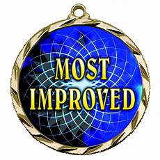 Most Improved Award Most Improved Participant Medals Champion Medals Express