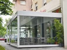 foto di verande chiuse veranda in ferro battuto e vetro con verande esterne