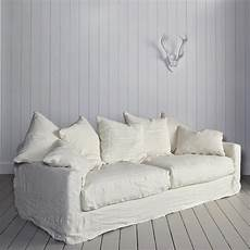 White Linen Sofa 3d Image m 233 chant studio the white linen sofa i need