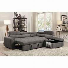 50275 thelma sec sofa w pull out bed