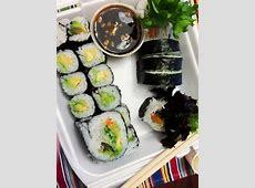 New Sushi Ingredients?!
