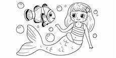 ausmalbilder meerjungfrau mytoys