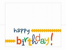 Happy Birthday Cards To Print Free Happy Birthday Card Free Printable